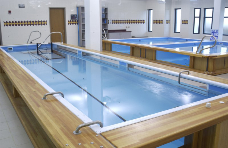 Human Underwater Treadmills, Custom Therapy Pools | Hudson Aquatic ...