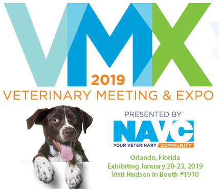 Visit Us at the VMX: Veterinary Meeting & Expo this January in Orlando