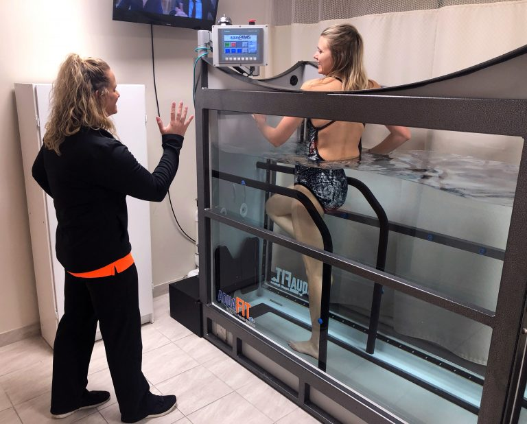 OMPT Specialists Using AquaFit to Address Musculoskeletal Dysfunction