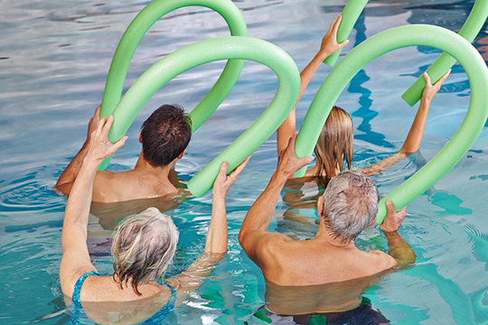The Benefits of Aquatic Therapy for Chronic Pain